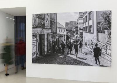 Julia Gaisbacher - One Day You Will Miss Me (Ausstellungsansicht) - seit 2017 (fortlaufend) - mehrteilige Serie - diverse Materialien und Größen