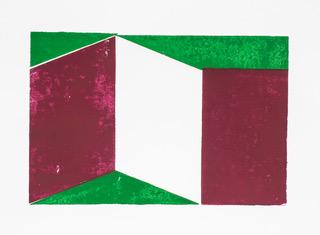 Folker Fuchs - #409 - 2020 - Linolschnitt - 30 x 42 cm