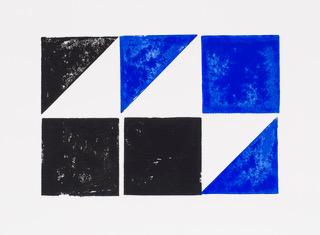Folker Fuchs - #46 - 2019 - Linolschnitt - 30 x 42 cm