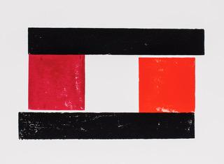Folker Fuchs - #262 - 2019 - Linolschnitt - 30 x 42 cm