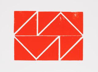 Folker Fuchs - #392 - 2019 - Linolschnitt - 30 x 42 cm