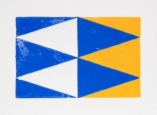 Folker Fuchs - #484 - 2020 - Linolschnitt - 30 x 42 cm