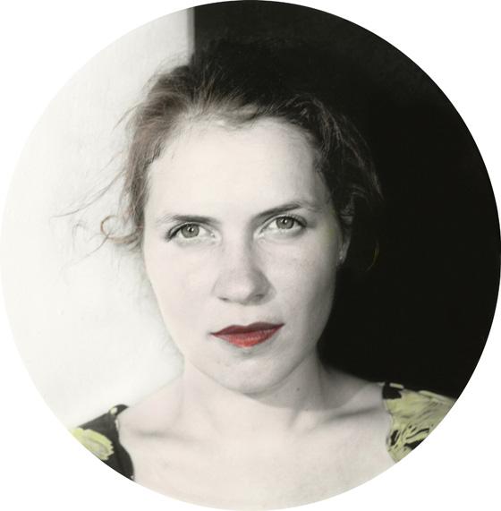 Sylvia Pasztor - Porträt