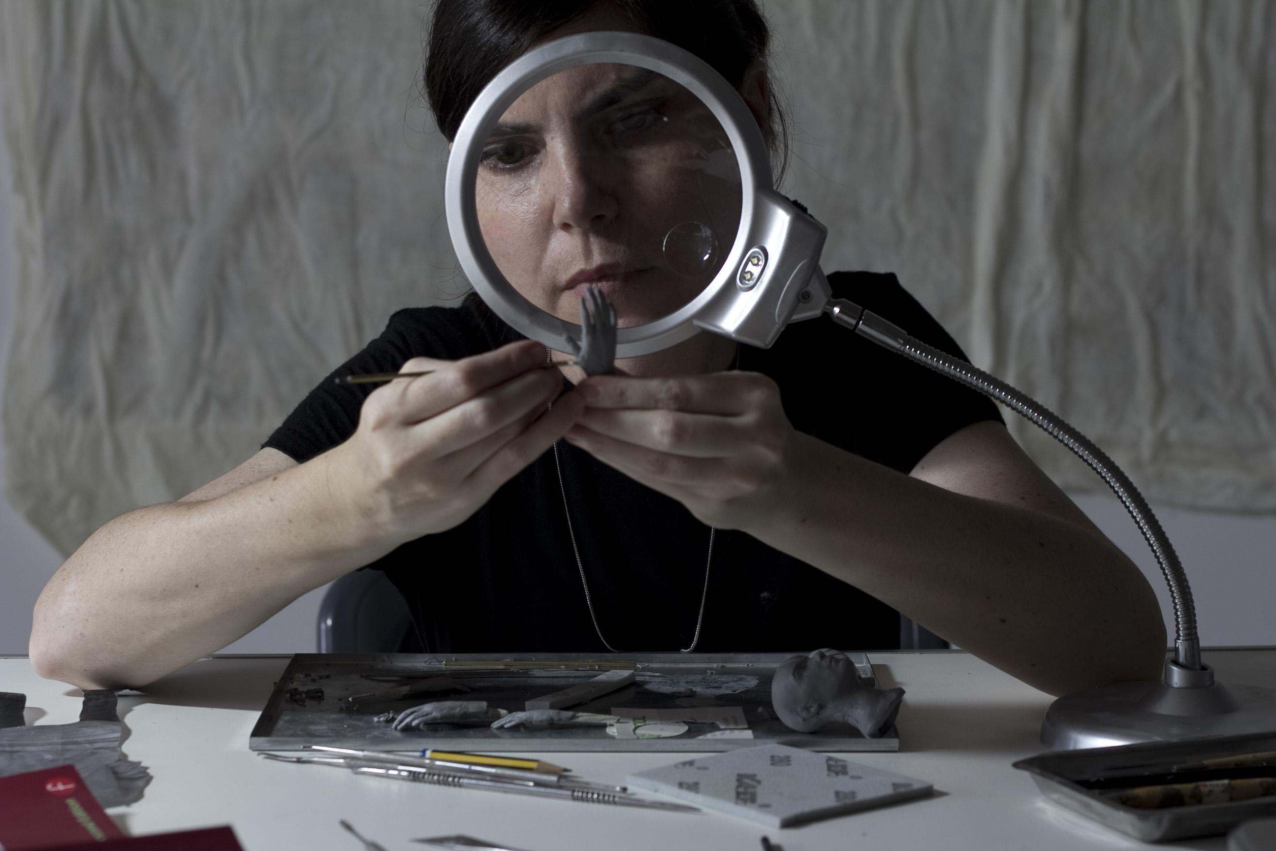 Ayelen Coccoz - Porträt