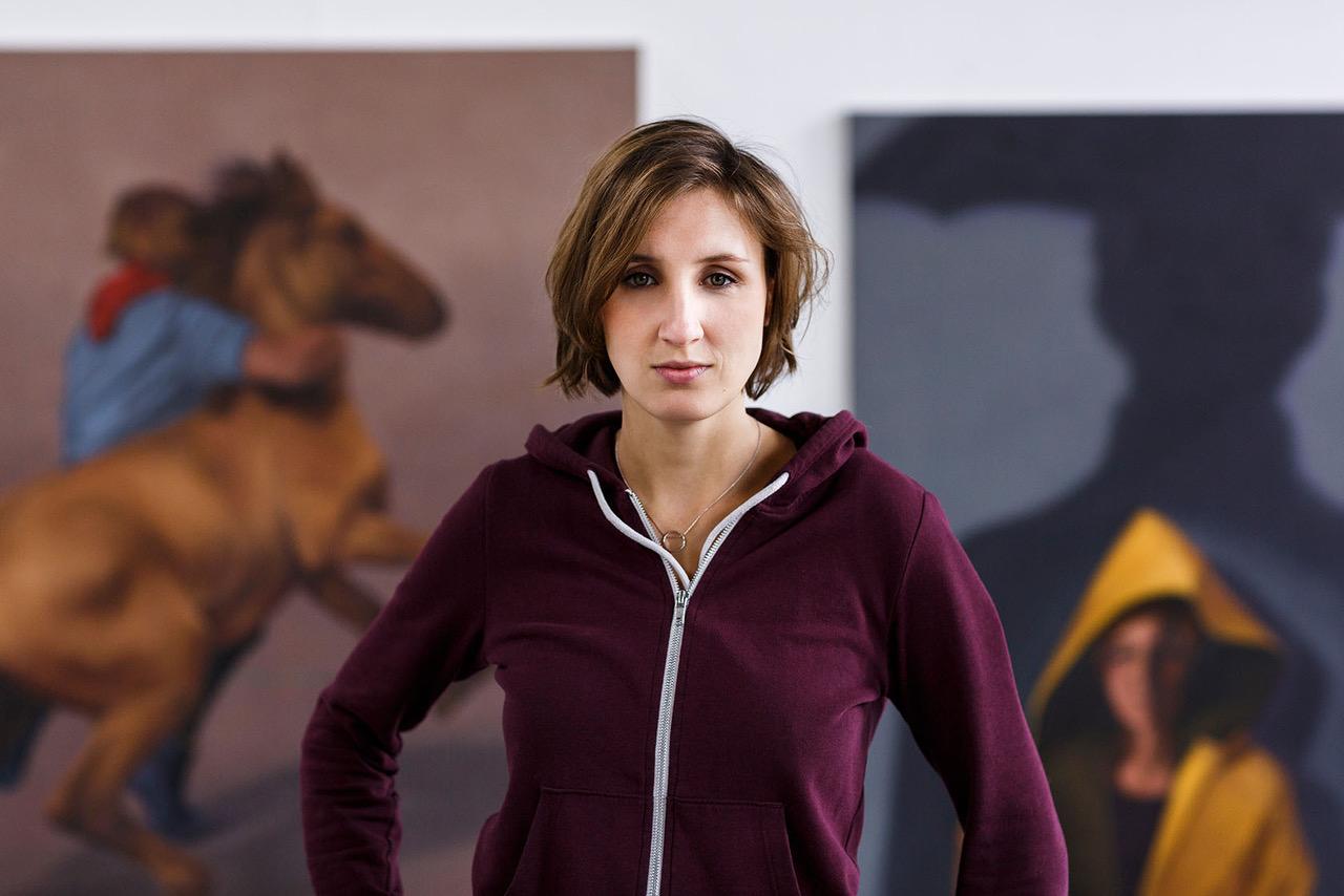 Porträt Wiebke Herrmann