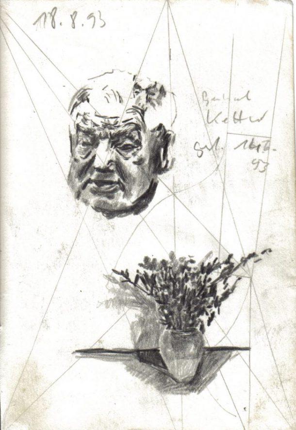 Torsten Sachse - Homage Gerhard Kettner - 1993