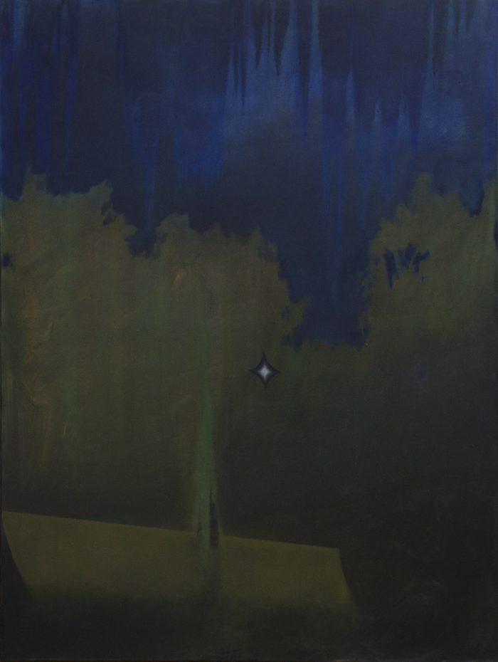 Noemi Durighello - Ramp - 2019 - Öl auf Leinwand - 170 x 178 cm