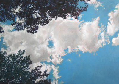 Thorsten Groetschel - Himmel - 2019 - Öl auf Leinwand - 140 x 200 cm