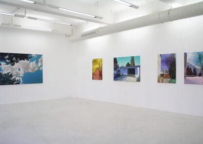 Thorsten Groetschel - Ausstellungsansicht - produzenten | galerie - Dresden - 2019