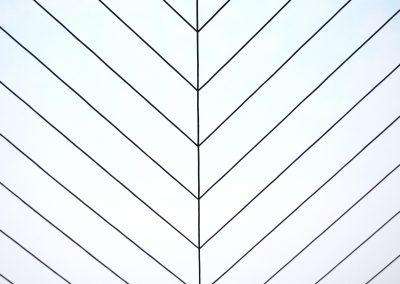 Antje Guske - Portal - 2018-19 - Pastell auf Hartfaser - 120 x 240 x 25 cm
