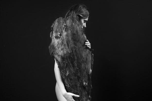 Arina Essipowitsch - Schutz - 2020 - Baryta - 40 x 40 cm