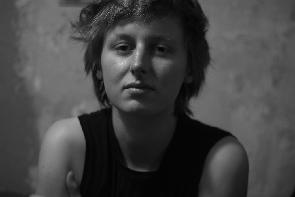 Karla Krey - Porträt