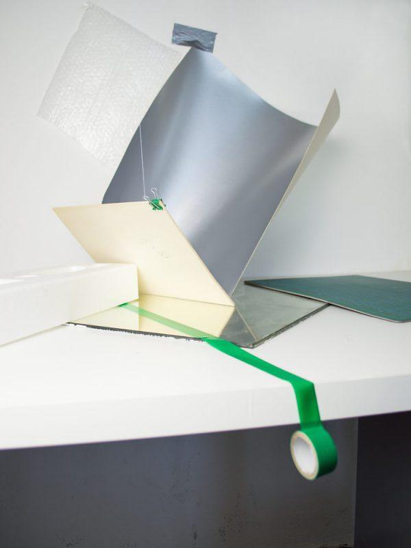Christian Rätsch - Untitled (Grün + Berg) - 2015 - Fotografie, Lambda-Print - 80 x 60 cm