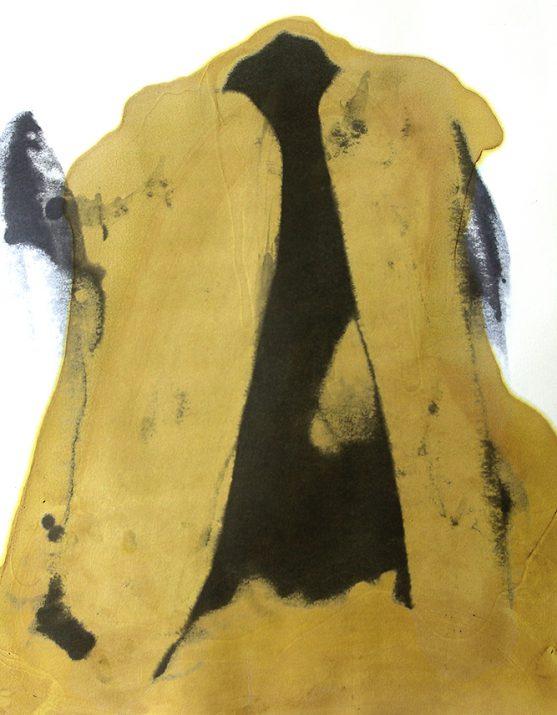 Maria Katharina Morgenstern - o.T. - 2019 - Tusche auf Papier - 65 x 50 cm