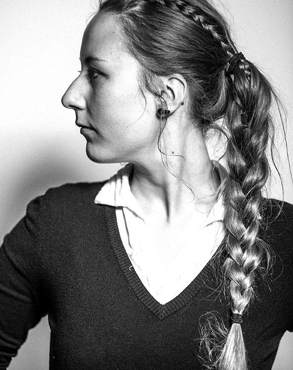 Viktoria Graf - Porträt