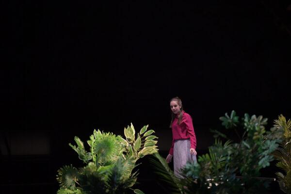 Mara Scheibinger - Mina - 2019 (UA) - Bühnenbild & Kostüm - Oper Frankfurt & Festspielhaus Erl