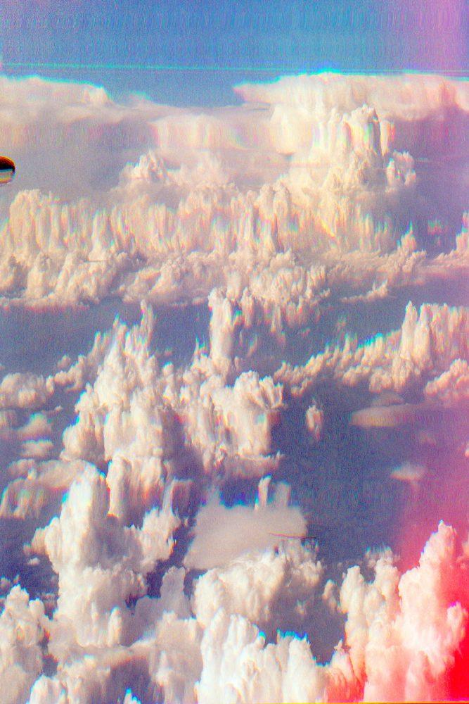Robert Vanis - Cumulus - 2019 - Pigmentdruck