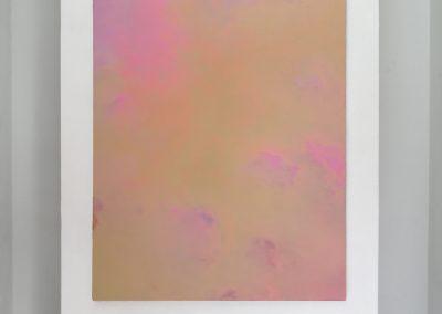 Marie Athenstaedt - Substanz 18 - 2019 - Öl auf Leinwand - 155 x 230 cm - Ausstellungsansicht, Leipzig, 2020