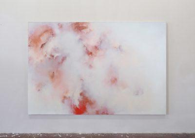 Marie Athenstaedt - Substanz 12 - 2018 - Öl auf Leinwand - 155 x 230 cm
