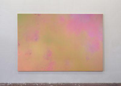 Marie Athenstaedt - Substanz 18 - 2019 - Öl auf Leinwand - 155 x 230 cm
