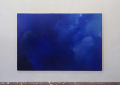 Marie Athenstaedt - Substanz 4 - 2018 - Öl auf Leinwand - 155 x 230 cm