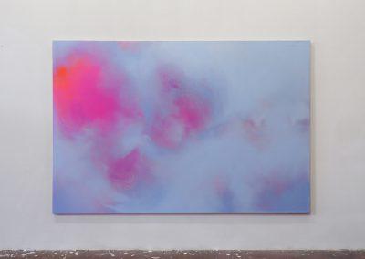 Marie Athenstaedt - Substanz 7 - 2018 - Öl auf Leinwand - 155 x 230 cm
