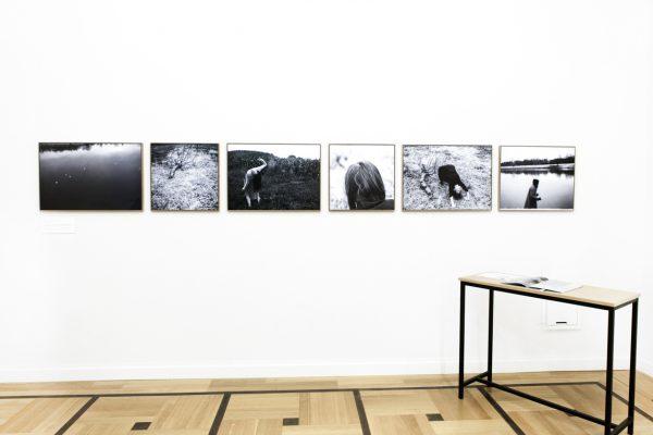 Julia Gaisbacher - Public Exercise - 2014 - C-Print - 3-teilige Serie - diverse Größen