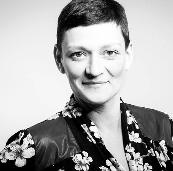 Susan Donath - Profilbild