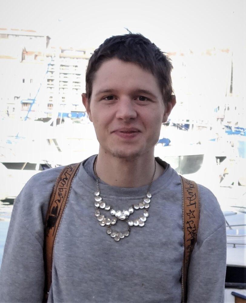 Jascha Wolfram - Profilbild