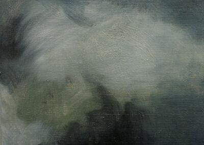 Swantje Ahlrichs - Ohne Titel - 2014 - Öl auf Holz