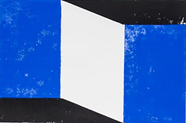 Folker Fuchs - #400 - 2020 - Linolschnitt - 30 x 42 cm