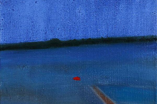 Johanna Failer - Takeaway - 2016 - Öl auf Leinwand - 30 x 21 cm
