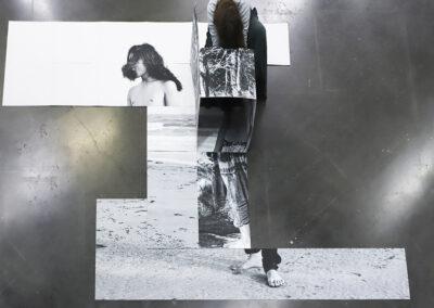 Arina Essipowitsch – Fold – 2020 – Installation, Fotografie – Maße variabel, min. 45 x 45 x 15 cm, max. 270 x 1350 cm